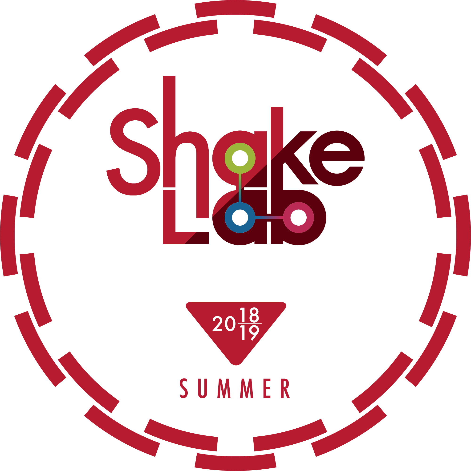 SHAKE LAB 2018 summer logo